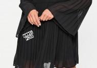 Pliseli Elbise 1