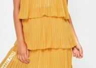 Pliseli Elbise 4